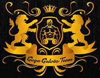 Logo Guga Galvão Team