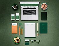 Identidade visual e site - Bonatel Telecomunicações