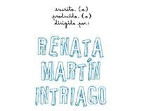 Renata Martín Intriago - Tarjeta de presentación