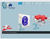 Desarrollo web: tuinformaticoenlared.es