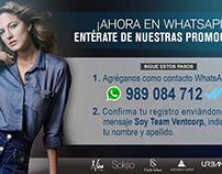 Comunicación Canal Interno de Ventas - SOKSO CATÁLOGOS
