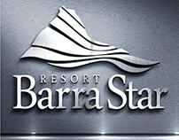 Logo Barra Star Resort