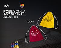 Escuela de Fútbol del FC Barcelona - Movistar