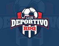 Branding escuela de fútbol para niños RDQ