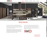 Interiorwooddesigner.com -Web Design -Caracas / Miami.