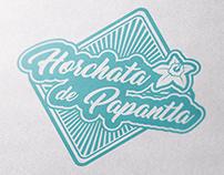 Logo Horchata de Papantla - Producto a base de horchata