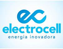 Logotipo Electrocell