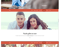 Webpage Bootstrap