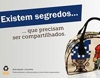 Campanha Produtos - ONG TemQuemQueira