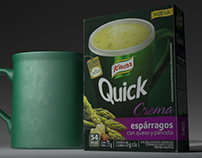 Quick Soup Packaging