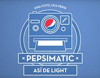 Pepsi Light Montevideo Fashion Week