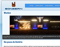 Site Sonzeira