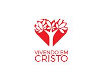 Vivendo em Cristo - Identidade Visual
