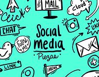 Diseño de Piezas para Redes Sociales