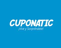 CUPONATIC | Especiales (Mayo - Julio)
