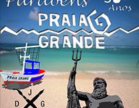 Praia Grande 50 anos