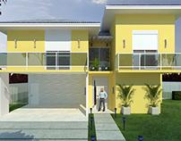 Projeto Residêncial - Cond. Village Ipanema II