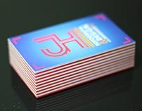 Cartões de Visita JH Fotografia e Design  (minha mei)