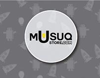 Diapositivas Musuq Store