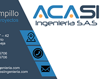 Corporative Design for Acasi SAS