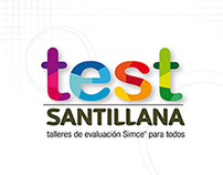 Proyecto TEST (Santillana Chile)