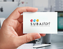 Rediseño de logo para SUBASTART
