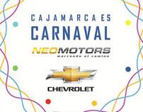 Cajamarca es CARNAVAL