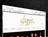 Musical Ággape - Site