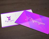 Paperagem Logo/Branding
