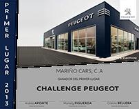 Diseño de Certificados para Peugeot Venezuela