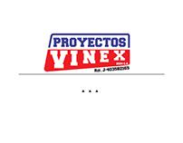 Brand Identity - Proyecto Vinex