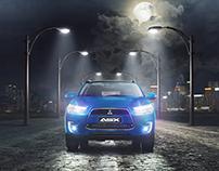 Mitsubishi - Hora del planeta
