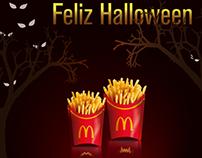 Creación de gráficas para días especiales en McDonald's