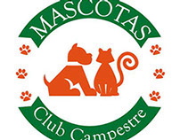 Rediseño de logo Mascotas Club Campestre