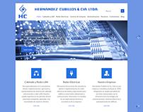 HC Ltda - Diseño e instalación de redes y cableado
