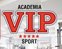 Branding Academia VIP sport