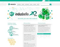 Indusbello - Site, Blog e E-commerce.