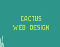 Web Design Cactus