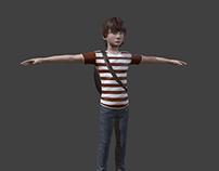 MAX - 3D Character for Erdilon
