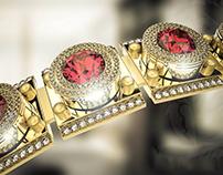 3D Design - Bracelete