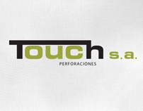 Identidad Touch.S.A Perforaciones