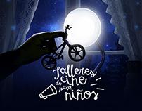 Kids Movie's workshops / Talleres de Cine Para Niños