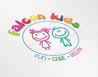 Logo - FalconKids