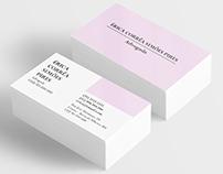 ÉRICA C.S.P. | Advogada Identidade Visual