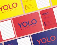 YOLO / Brand Identity