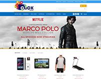 Loja virtual | Magento Cliente: Click Salvados