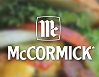 McCORMICK / Identidad de Marca / Packaging