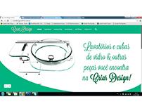 Site Criar Design
