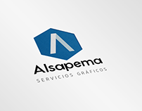 Identidad Visual - Alsapema SA