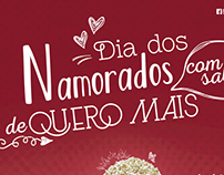 Dia dos Namorados - Atlântico Shopping